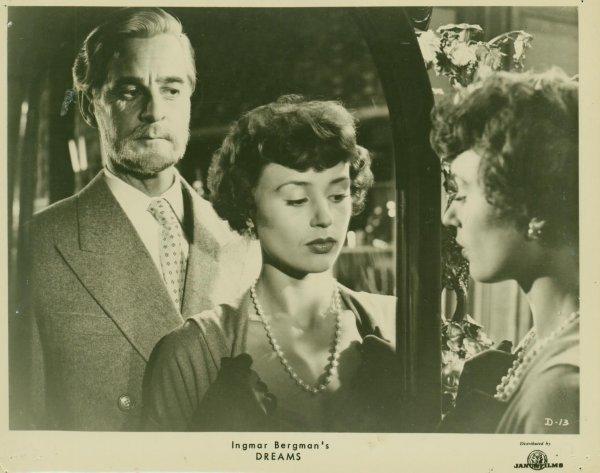 18: INGMAR BERGMAN FILM STILLS