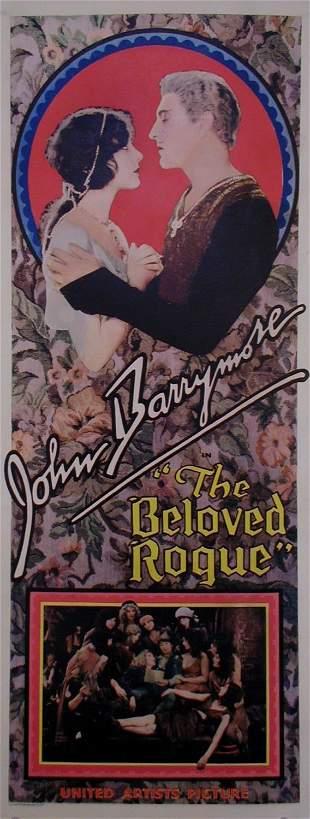 BELOVED ROGUE John Barrymore