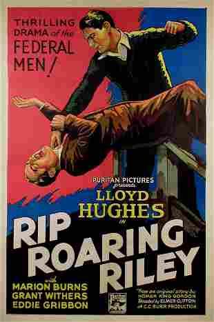 RIP ROARING RILEY Lloyd Hughes