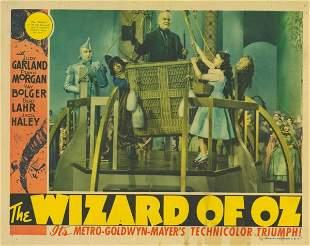 WIZARD OF OZ, THE Judy Garland