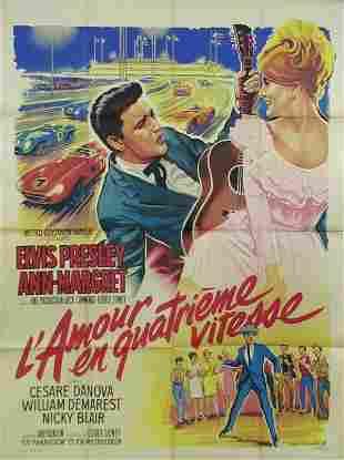 VIVA LAS VEGAS Elvis Presley, Ann-Margret