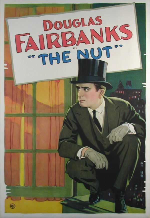 106: NUT, THE Douglas Fairbanks