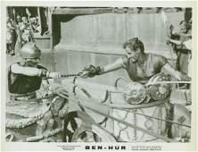 185: BEN HUR Ramon Navarro, Charlton Heston