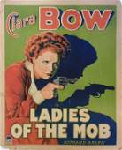 357: LADIES OF THE MOB Clara Bow