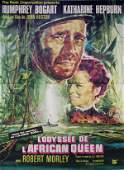369: AFRICAN QUEEN Humphrey Bogart, Katharine Hepburn