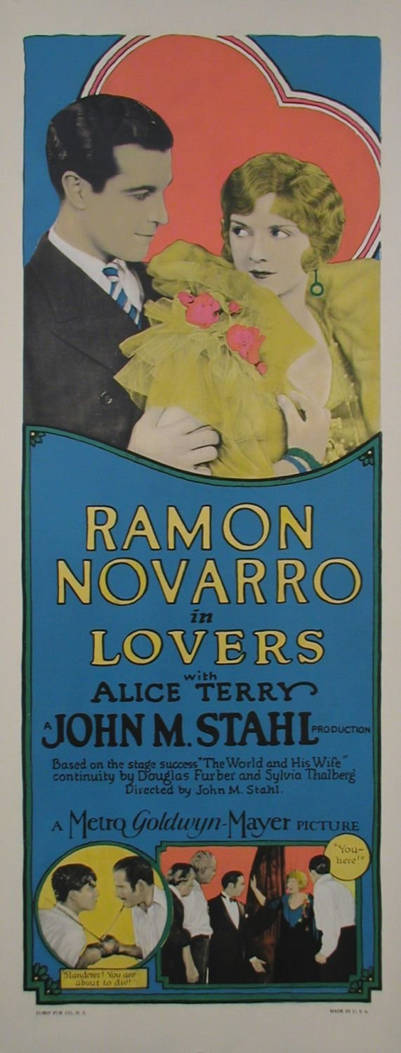 387: LOVERS Ramon Navarro