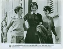441: AUDREY HEPBURN STILLS Audrey Hepburn