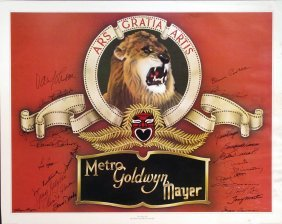 002: MGM AUTOGRAPHS Astor, Powell, Irene Dunn, more