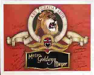 002: MGM AUTOGRAPHS Astor, Powell, Irene Dunn, more
