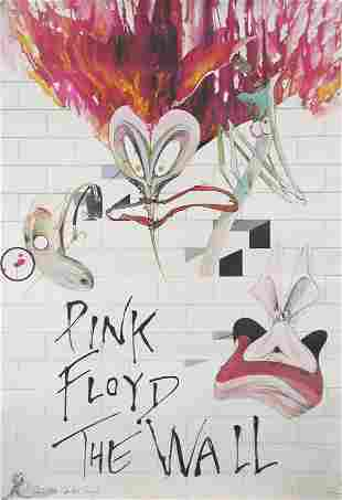 004: PINK FLOYD THE WALL Pink Floyd
