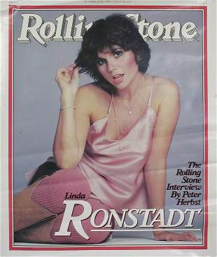 006: POSTERS ELO, Streisand, Ronstadt, Jessi Colter