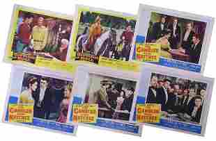 007: DALE ROBERTSON AUTOGRAPHED LOBBY CARDS
