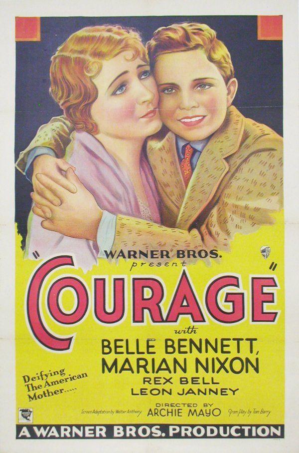 010: COURAGE Rex Bell