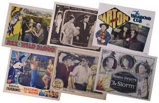 012: 1920's-1930's LOBBY CARD GROUP