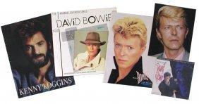 BOWIE/LOGGINS GROUP David Bowie, Kenny Loggins
