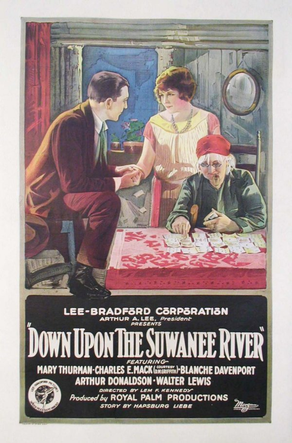 022: DOWN UPON THE SUWANEE RIVER Thurman, Charles Mack