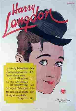 023: HARRY LANGDON Harry Langdon