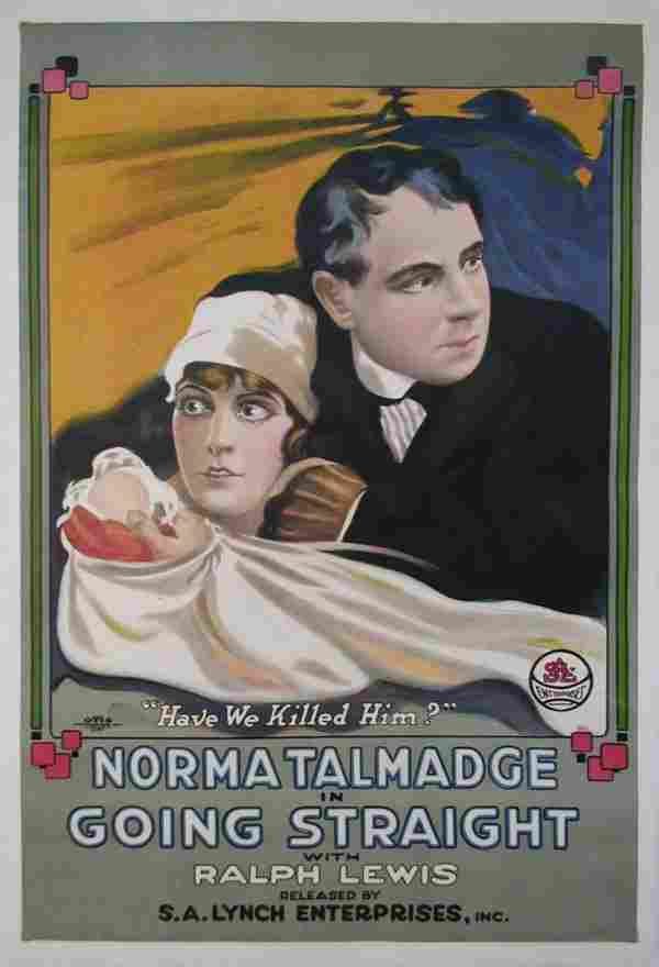 024: GOING STRAIGHT Norma Talmadge