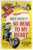219: SO DEAR TO MY HEART Harry Carey, Burl Ives