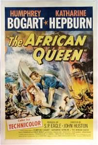 284: AFRICAN QUEEN Humphrey Bogart
