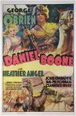 503: DANIEL BOONE George O'Brien