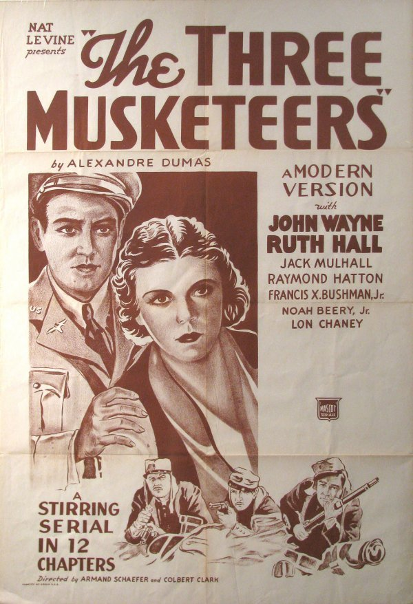 009: The Three Musketeers Serial