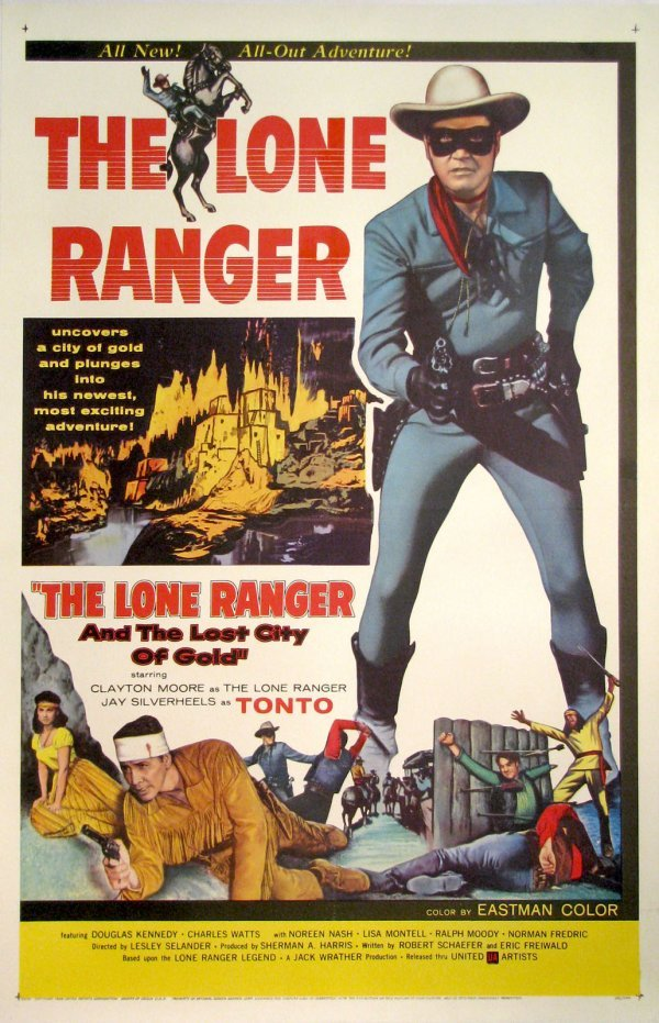 010: The Lone Ranger and the Lost City of Gold
