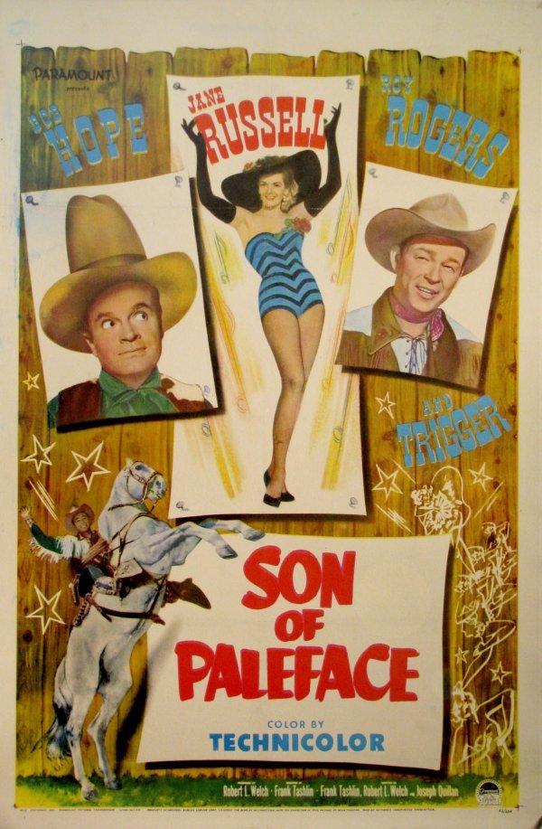 011: Son of Paleface