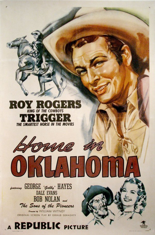 012: Home in Oklahoma