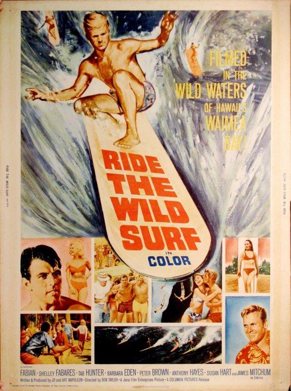 016: Ride the Wild Surf