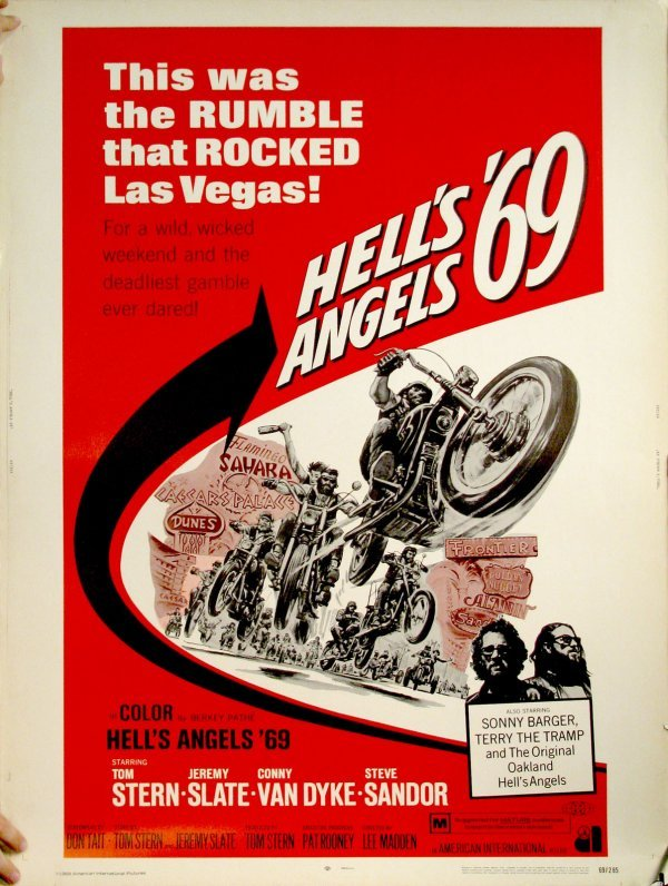 018: Hell's Angels '69