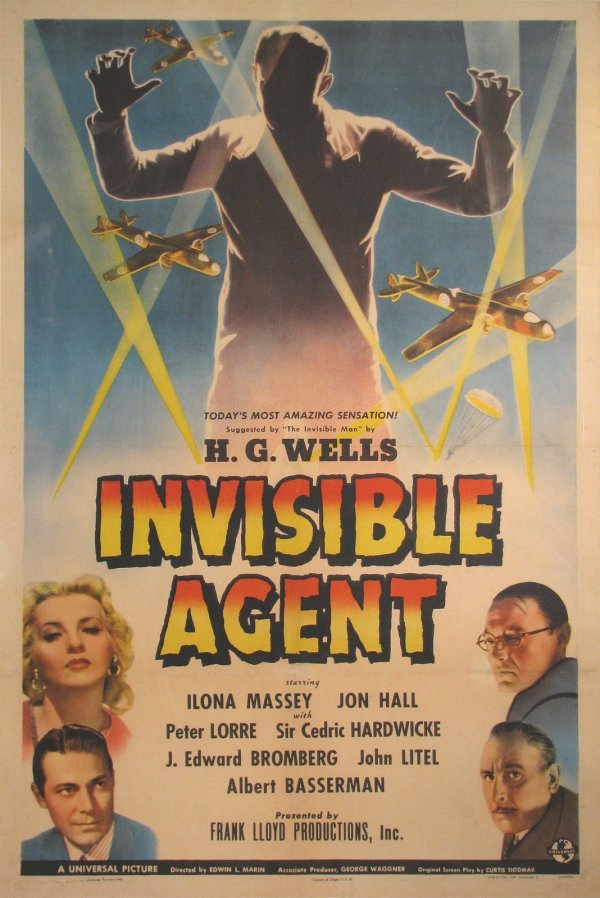 023: Invisible Agent