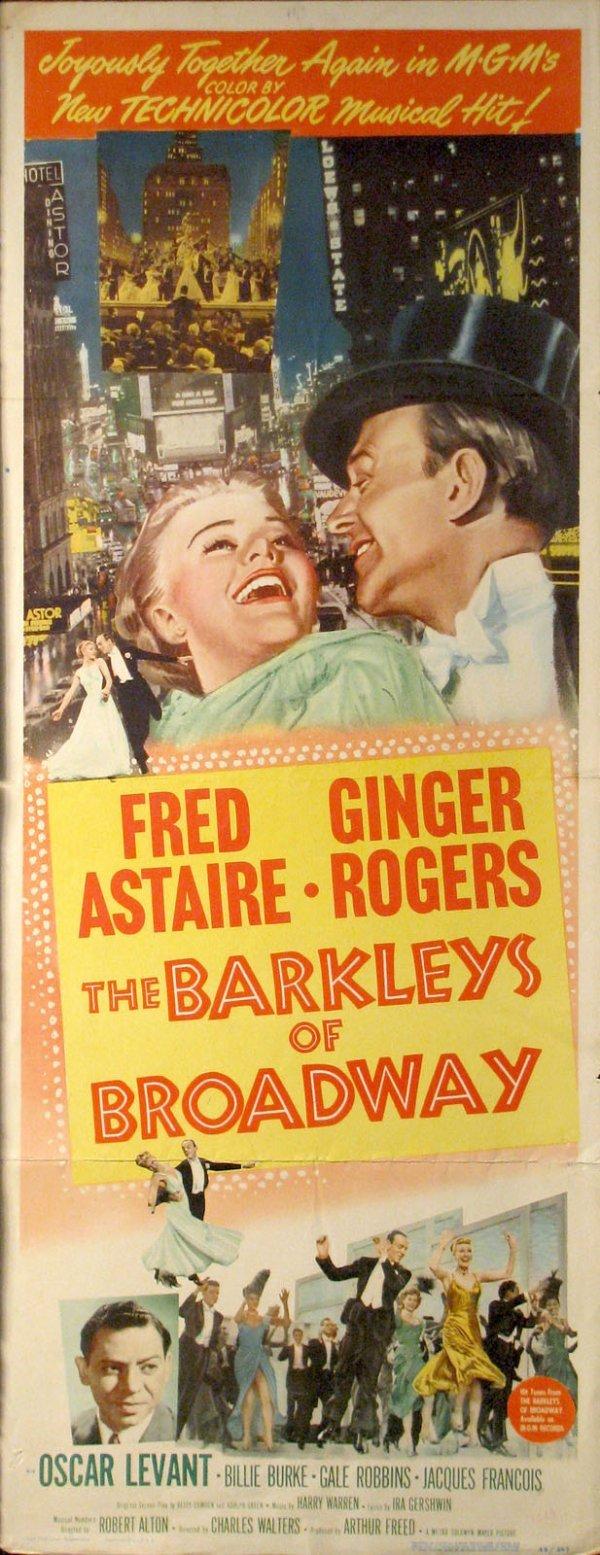 098: The Barkleys of Broadway