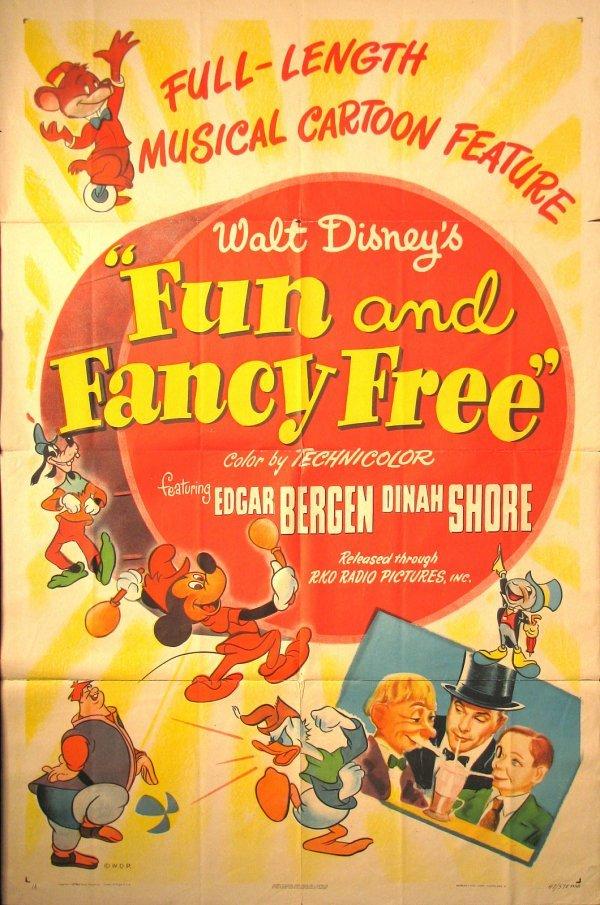 176: Fun and Fancy Free