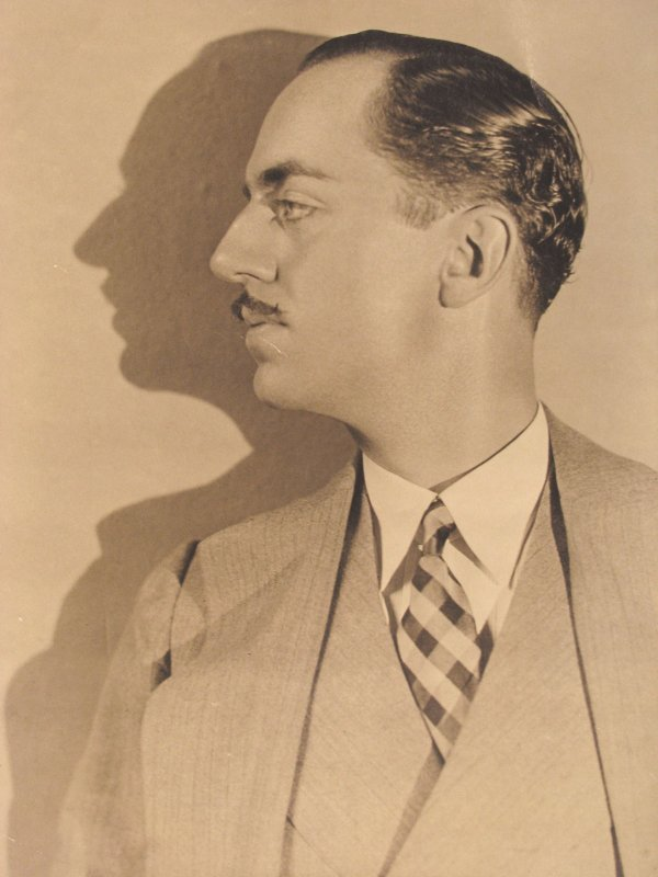 328: Rare Collection of William Powell Letters and cand - 2