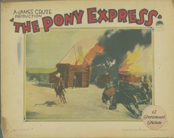 2: PONY EXPRESS, THE
