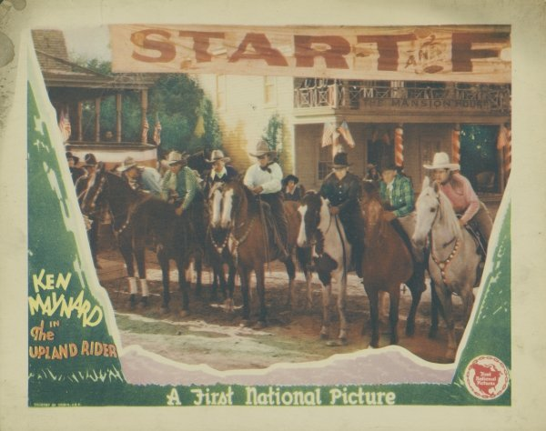3: SILENT WESTERN LOBBY CARDS II