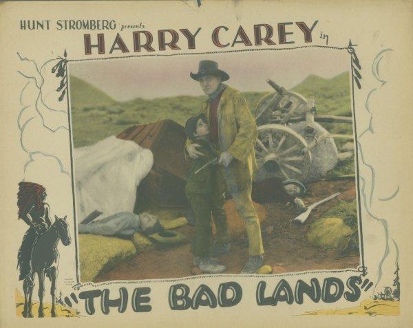 9: HARRY CAREY LOBBY CARDS
