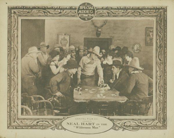 12: SILENT WESTERN LOBBY CARD GROUP