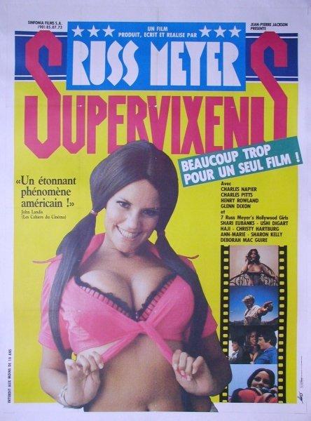 346: RUSS MEYER SUPERVIXENS