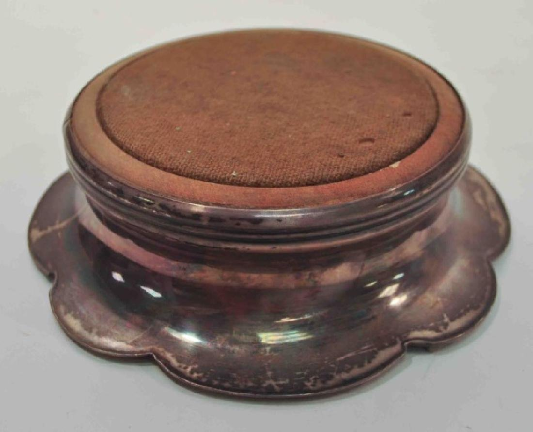 19th Century English Wine Bottle Coaster - 4