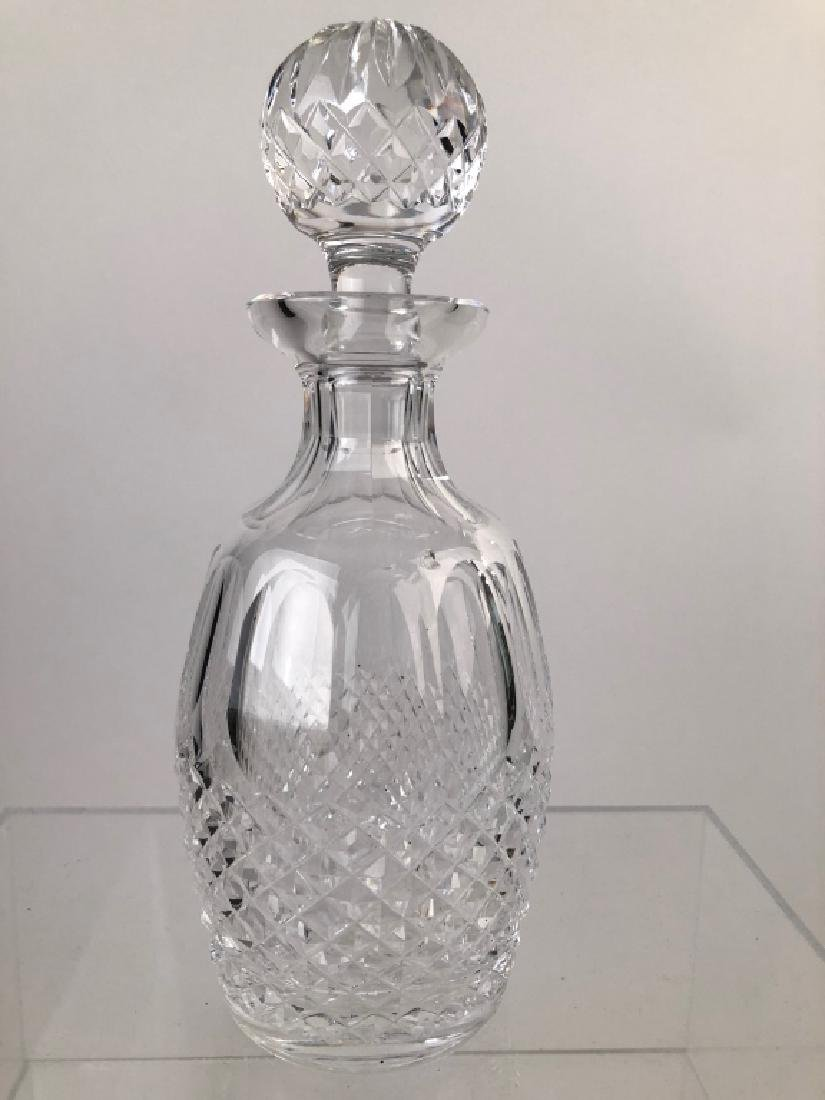 """Waterford Crystal  """"Colleen"""" Decanter 10-3/4"""""""
