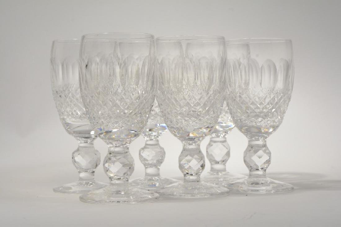"""Waterford Set of 6 Liqueur Glasses """"Colleen"""""""
