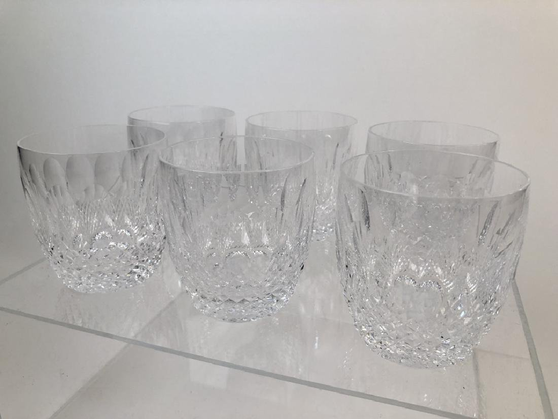 """Waterford Set of 6 """"Colleen"""" Pattern 9 oz Tumblers"""