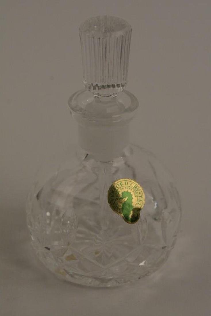 Waterford Crystal Lismore Round Perfume Bottle