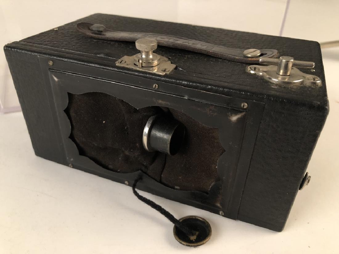 "1901 ""Al-Vista"" Panorama Camera w/ Original Box"