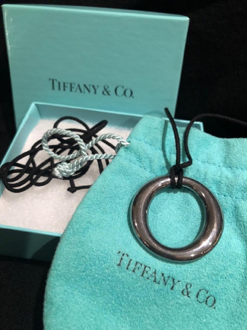 Tiffany & Co.Sterling Silver Elsa Peretti Necklace