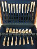 Sterling Towle Candlelight Flatware 3 pcSet for 12