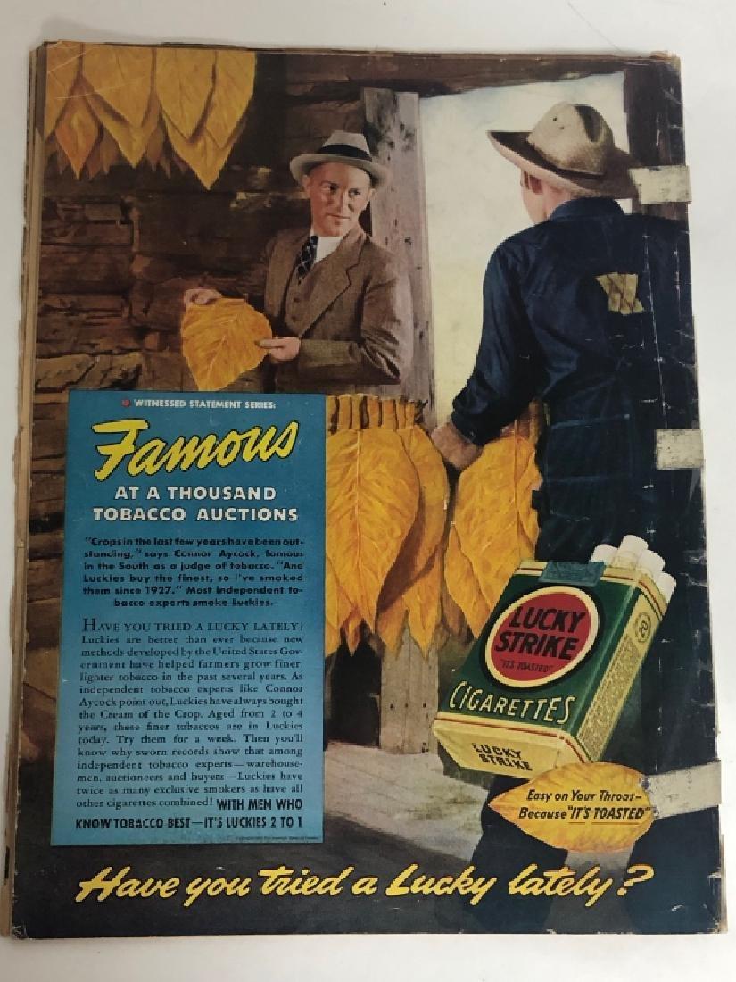 "Rare 1939 ""Screen Romances"" Oz Cover Magazine - 4"