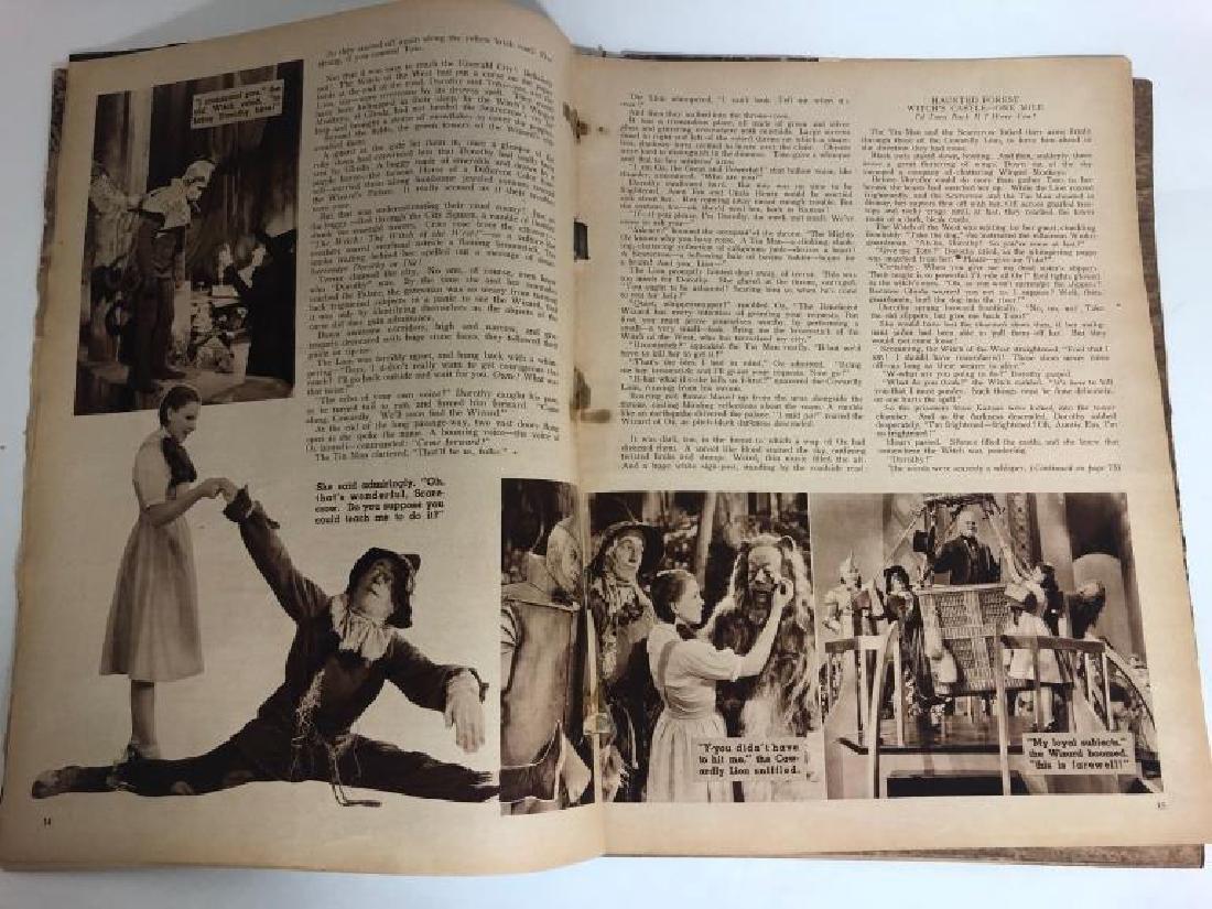 "Rare 1939 ""Screen Romances"" Oz Cover Magazine - 8"
